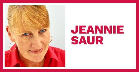 Jeannie-Saur